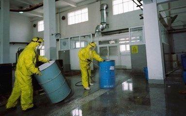 废弃液氨罐是否需要危废回收公司回收
